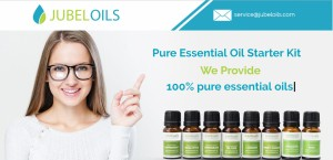 Jubel Oils Essential landing Page
