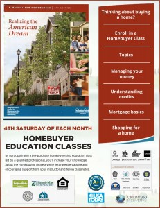 Flyer-Homebuyer-Education