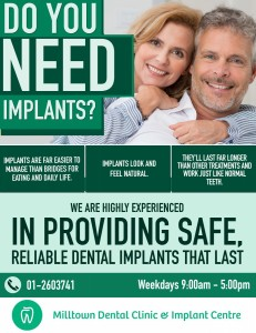 Flyer-implants