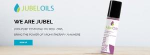 Jubel Oils Landing Page